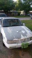Picture of 1995 Chevrolet Corsica 4 Dr STD Sedan, exterior
