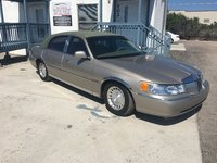 Picture of 2002 Lincoln Town Car Executive, exterior, gallery_worthy