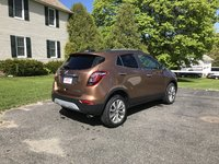 Picture of 2017 Buick Encore Preferred AWD, exterior, gallery_worthy