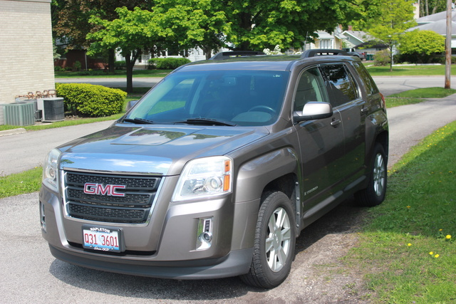 Picture of 2010 GMC Terrain SLE1 AWD