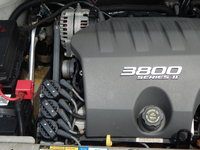 Picture of 2001 Buick Park Avenue Base, engine