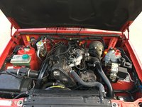 Picture of 1993 Volvo 940 Turbo Wagon, engine