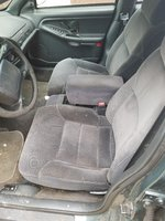 Picture of 1997 Buick Skylark Custom Sedan, interior
