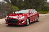 Picture of 2012 Hyundai Sonata Hybrid, exterior, gallery_worthy