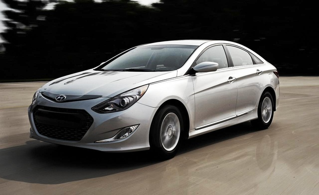 Picture of 2012 Hyundai Sonata Hybrid