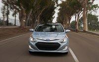 Picture of 2012 Hyundai Sonata Hybrid, exterior, gallery_worthy