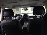 Picture of 2015 Jeep Compass Sport, interior
