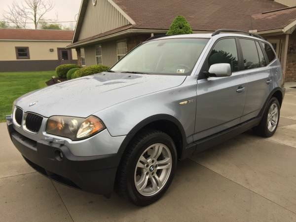 BMW X3 Questions - Looking at a BMW x3 3.0i with 173,000 miles for ...