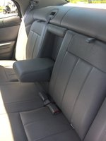 Picture of 2003 Mercury Sable LS, interior