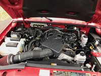 Picture of 2010 Ford Ranger XLT SuperCab 4-Door 4WD, engine