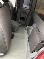 Picture of 2010 Ford Ranger XLT SuperCab 4-Door 4WD, interior