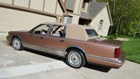 Picture of 1992 Lincoln Town Car Executive, exterior