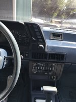 Picture of 1987 Subaru GL 2dr Hatchback, interior