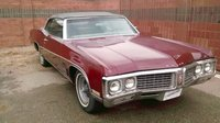 1970 Buick Wildcat, top down tuna boat, exterior, gallery_worthy