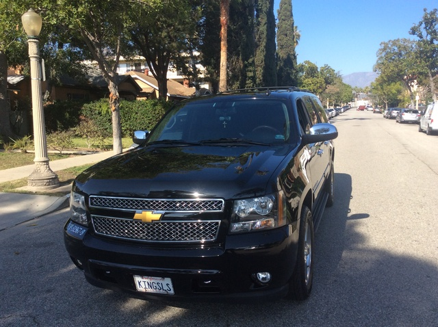 Picture of 2014 Chevrolet Suburban 1500 LT RWD, exterior, gallery_worthy