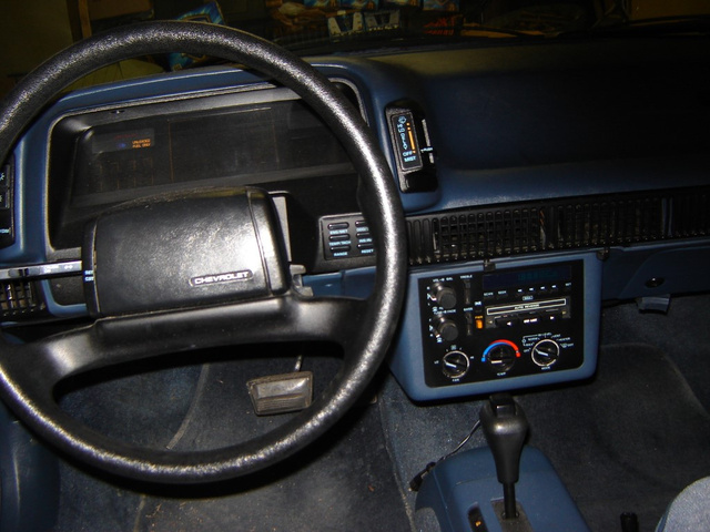 Chevrolet Beretta Gt Pic X