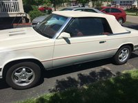 Picture of 1985 Chrysler Le Baron Mark Cross Convertible, exterior, gallery_worthy