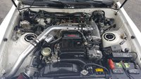 Picture of 1990 Toyota Supra 2 Dr Turbo Hatchback, engine