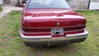 Picture of 1995 Buick Roadmaster 4 Dr Limited Sedan, exterior