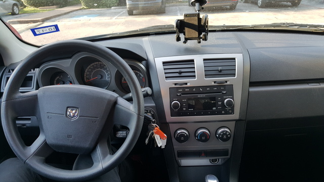 Picture of 2010 Dodge Avenger Express FWD, interior, gallery_worthy