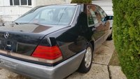 Picture of 1993 Mercedes-Benz 400-Class 4 Dr 400SEL Sedan, exterior