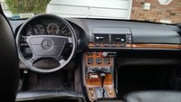 Picture of 1993 Mercedes-Benz 400-Class 4 Dr 400SEL Sedan, interior