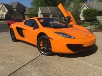 Picture of 2013 McLaren MP4-12C Spider, exterior, gallery_worthy