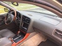 2002 lexus gs300 interior