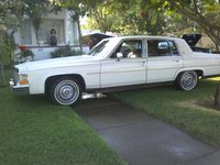 Picture of 1986 Cadillac Brougham, exterior