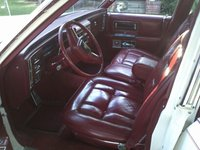 Picture of 1986 Cadillac Brougham, interior