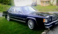 Picture of 1984 Mercury Grand Marquis, exterior