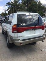 Picture of 1998 Mitsubishi Montero Sport 4 Dr XLS SUV, exterior