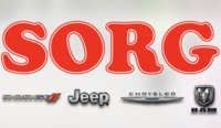 Sorg Dodge Chrysler Jeep logo