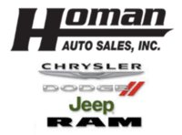 Homan Chrysler Dodge Jeep logo