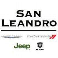 San Leandro Chrysler Dodge Jeep Ram logo