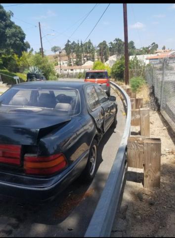 Picture of 1991 Lexus LS 400 Base