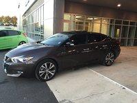 Picture of 2016 Nissan Maxima Platinum, exterior