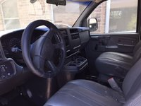 Picture of 2003 Chevrolet Express Cargo G3500 Cargo Van Extended, interior