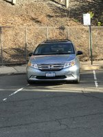 Picture of 2011 Honda Odyssey Touring, exterior