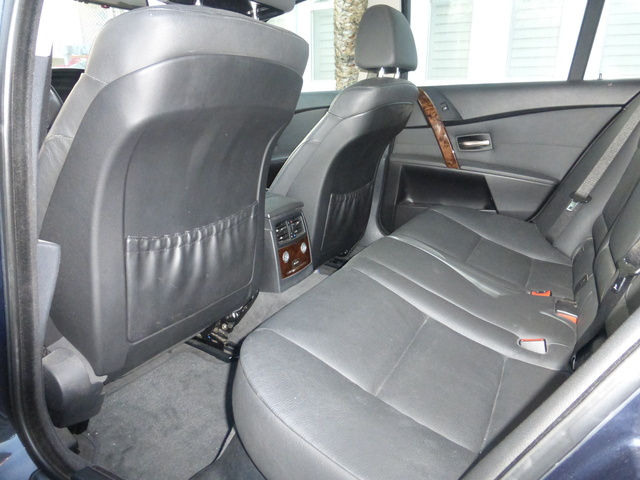 Picture Of 2007 BMW 5 Series 530xi Wagon AWD, Interior, Gallery_worthy