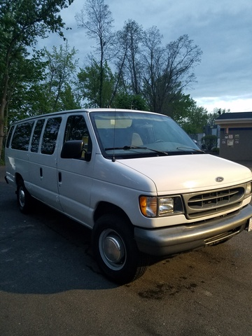 Picture of 2000 Ford E-350 XLT Passenger Van, exterior