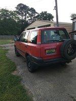 Picture of 2000 Honda CR-V LX AWD, exterior