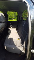 Picture of 2015 Chevrolet Silverado 2500HD LT Crew Cab SB 4WD, interior