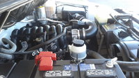 Picture of 2014 Nissan NV Cargo 3500 HD SV w/ High Roof, engine