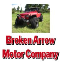 Broken Arrow Motor Company logo
