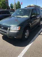 Picture of 2004 Ford Escape XLS 4WD, exterior
