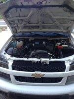 Picture of 2012 Chevrolet Colorado LT1 Crew Cab, engine