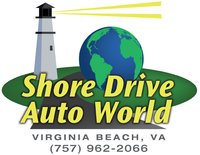 Shore Drive Auto World logo