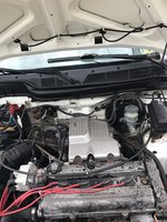 Picture of 2000 Honda CR-V LX, engine