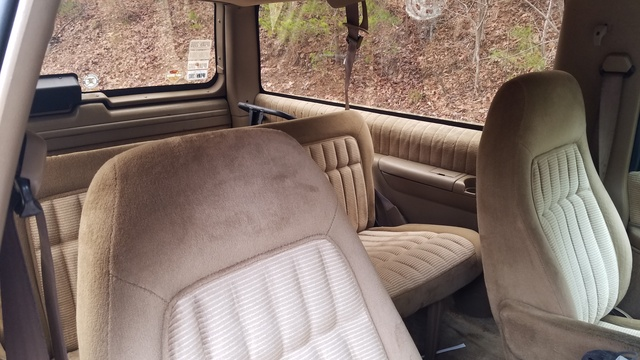 Picture of 1993 GMC Yukon SLE 2dr 4WD, interior, gallery_worthy